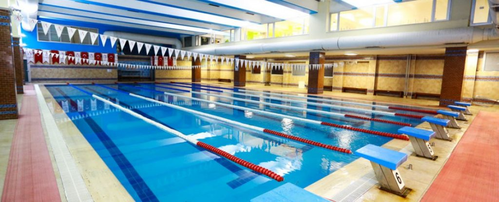 atasehir yüzme havuzu