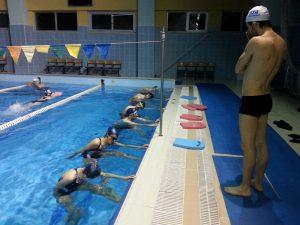 Yetişkin Yüzme Eğitimi 1