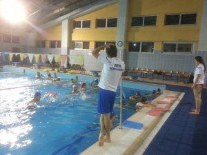 Yetişkin Büyükler İçin Yüzme Eğitimi