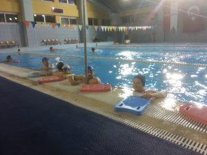 Yetişkin Büyükler İçin Yüzme Eğitimi 1
