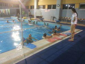 Yetişkin Büyükler İçin Yüzme Eğitimi 2