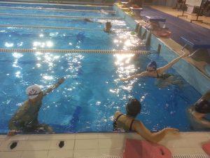 Yetişkin Büyükler İçin Yüzme Eğitimi 3