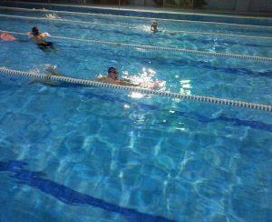 Yetişkin Yüzme Eğitimi 2