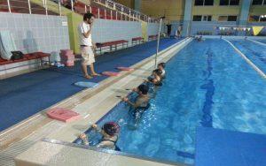 Yetişkin Yüzme Eğitimi 3