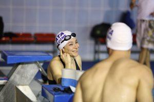 Yetişkin Büyüklere Yüzme Eğitimi Albümü