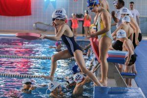 2015 Mart Çocuk Yüzme Dersleri 1