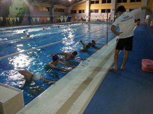 Gruplar İçin Yüzme Eğitimi 1