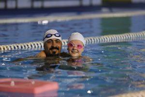 Çocuk Yüzme Eğitimi Albümü 6