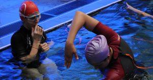 Özel Yüzme Eğitimi Derslerimiz 3