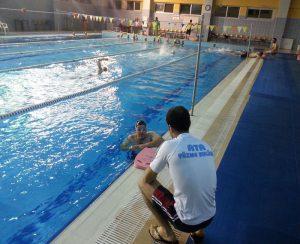 Özel Yüzme Ders Eğitimi 2