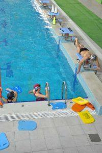 Teorik Yüzme Ders Eğitimi