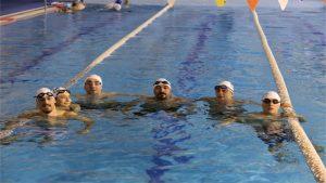 Yetişkin Büyüklere Özel Yüzme Eğitimi Dersleri