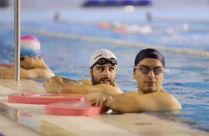 Yetişkin Büyüklere Özel Yüzme Görselleri