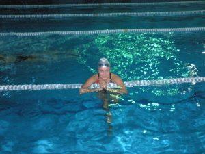 Yetişkinler Özel Yüzme Ders Eğitimi 4