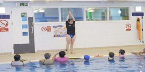 Yetişkinler Özel Yüzme Ders Eğitimi 6