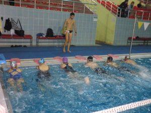Yetişkinler Özel Yüzme Ders Eğitimi 8