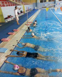 Yetişkinler Özel Yüzme Ders Eğitimi 5