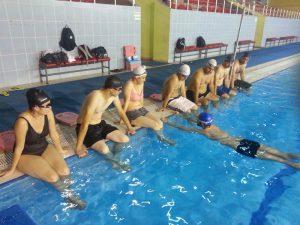 Yetişkinler Özel Yüzme Ders Eğitimi 3