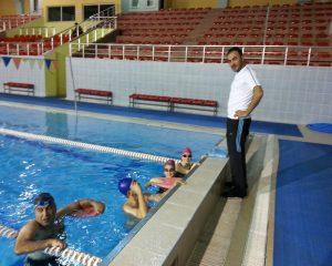 Yetişkinler Özel Yüzme Ders Eğitimi