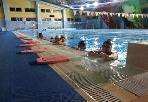 Yetişkinler Özel Yüzme Ders Eğitimi 2