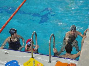 Yetişkinler Özel Yüzme Ders Eğitimi 7