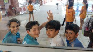 Marmara Eğitim Kurumları Yüzme Şenlikleri 1