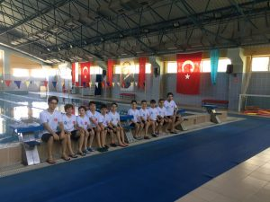XIII INTERNATIONAL SWIMMING MEETING, DOLPHIN CUP 2017 13