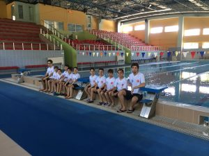 XIII INTERNATIONAL SWIMMING MEETING, DOLPHIN CUP 2017 12
