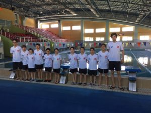 XIII INTERNATIONAL SWIMMING MEETING, DOLPHIN CUP 2017 14