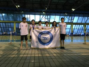 XIII INTERNATIONAL SWIMMING MEETING, DOLPHIN CUP 2017 2
