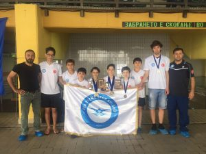 XIII INTERNATIONAL SWIMMING MEETING, DOLPHIN CUP 2017 8
