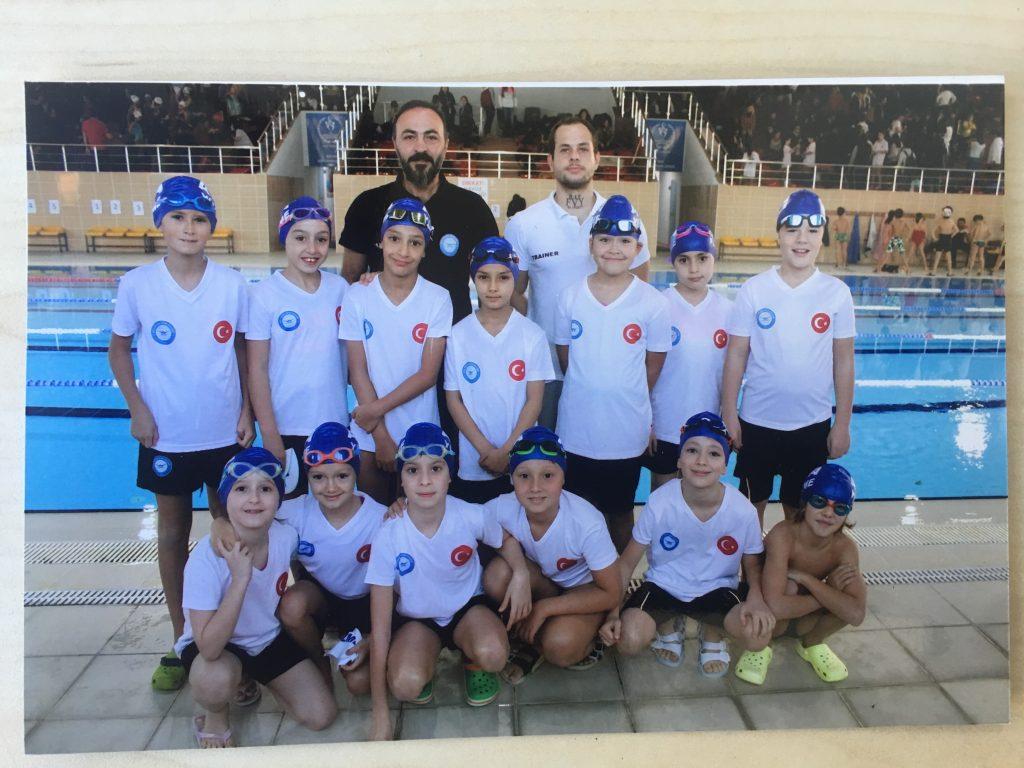 Kadıköy yüzme okulu