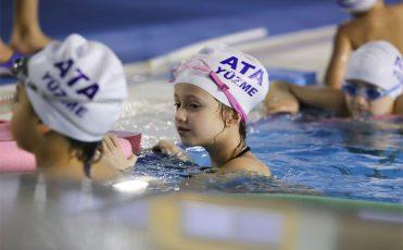 Minik Yüzücüler