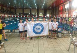04 Mayıs 2019 Marmara Eğitim Kurumları 9-10 Yaş Yüzme Şenlikleri