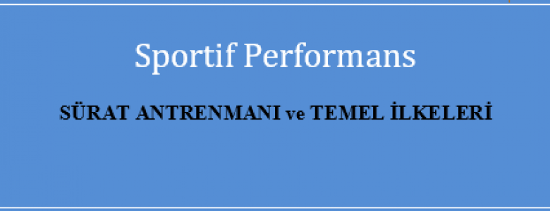 Sportif Performans