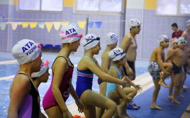 Anadolu Yakası'nda Yüzme Eğitimi