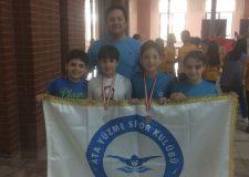 Marmara Eğitim Kurumları Yüzme Şenlikleri