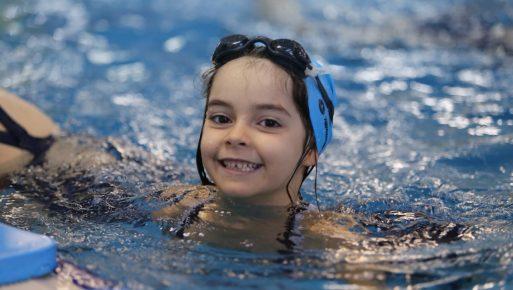 Çocuk Yüzme Eğitimi Albümü