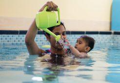 Bebeklerde Yüzme ve Su Aktiviteleri