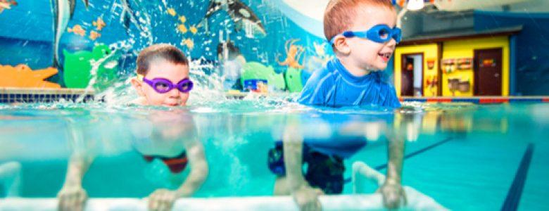 0 İle 4 Aylık Bebekler İçin Yüzme Eğitimi