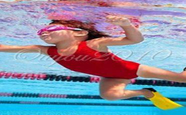 Çocuklarda Yüzme Paleti Kullanımı