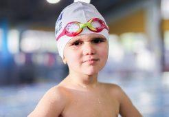 3 Yaş Çocuk Yüzme Kursları