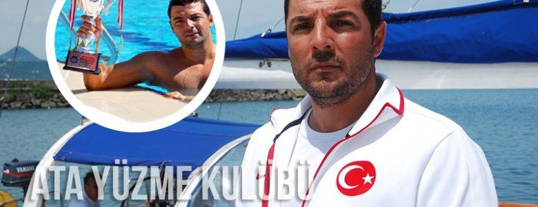 Rekortmen Yüzücünün Hedefi Yunanistan