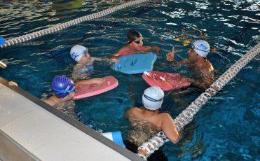 Çocuklar İçin Yüzme Kursları
