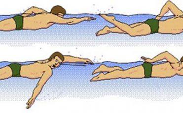 Serbest Yüzme Tekniği
