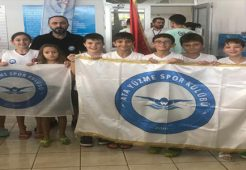 Ata Yüzme Spor Kulübü – Cumhuriyet Bayramı – Tekirdağ