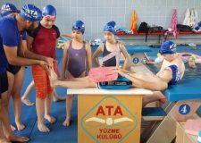 2015 Mart Çocuk Yüzme Dersleri