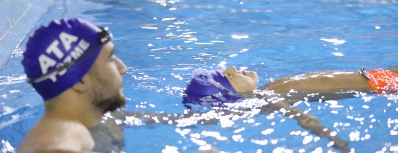 Yüzerken Su Üzerinde Durma
