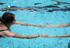Özel Yüzme Derslerinde Yüzme Korkusunu Yenmek