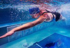 Yüzme Kursu Seansları